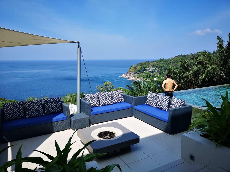 泰国普吉岛-海景别墅